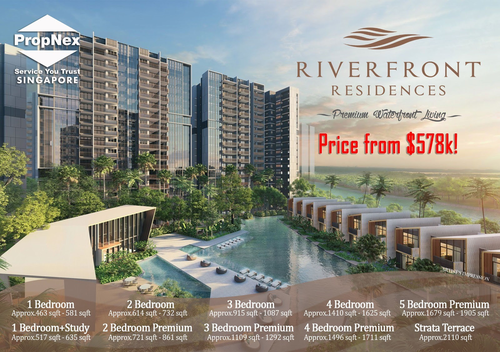 Riverfront Prices