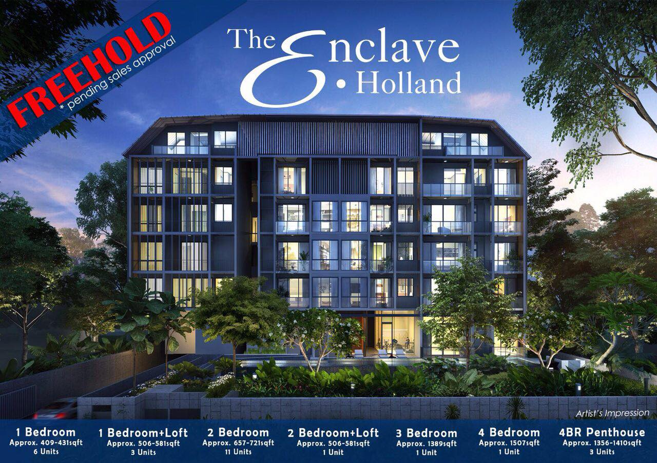 The Enclave at Holland