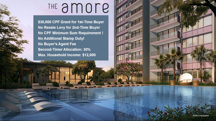 The Amore Executive Condominium