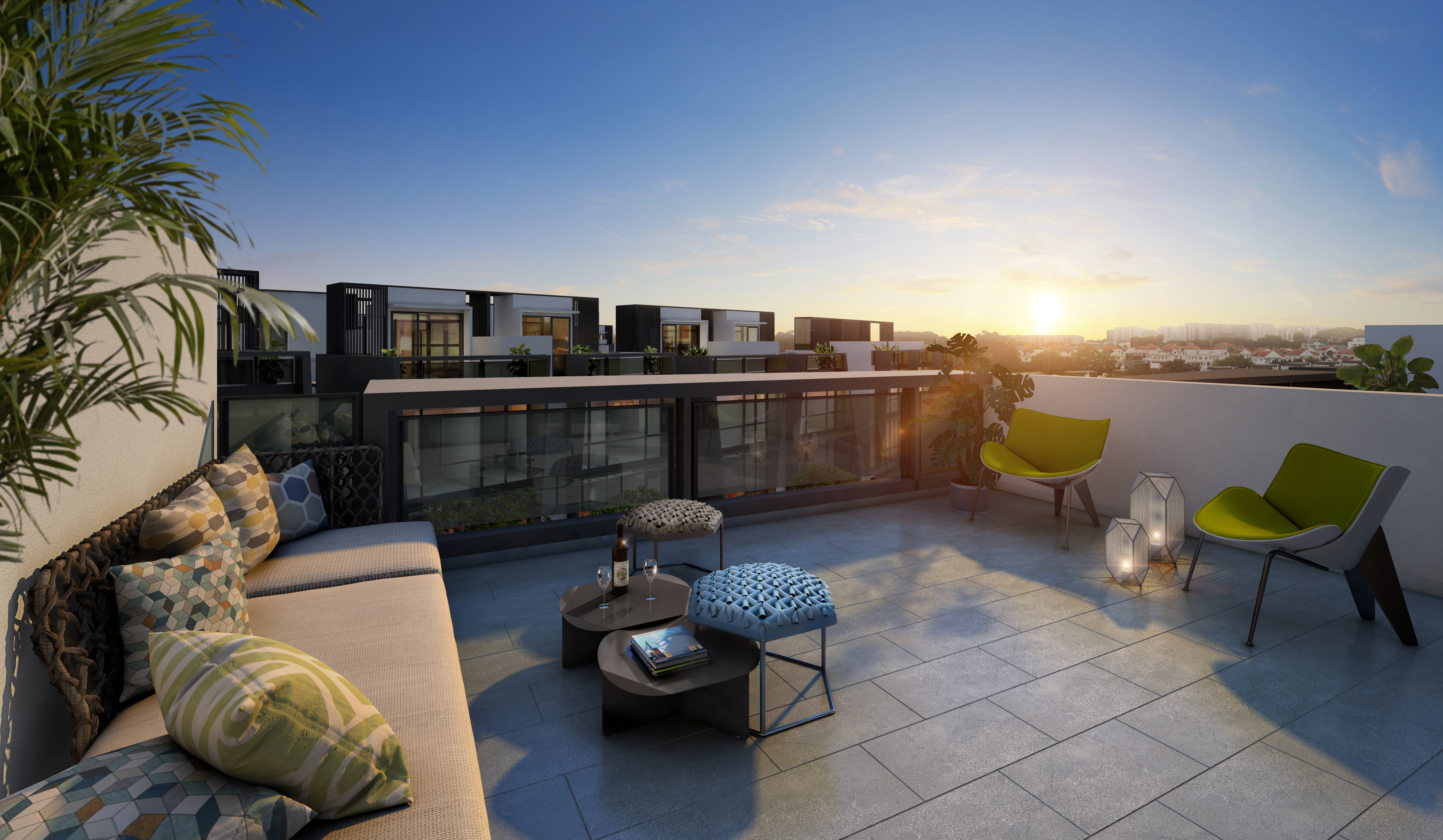 Belgravia Green Roof Terrace
